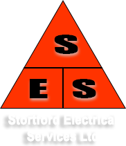 Electrical services from Stortford Electrical Services Ltd, Sawbridgeworth